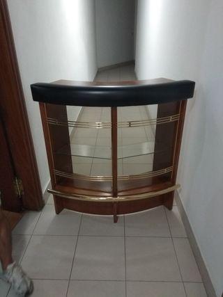 Mueble barra tipo bar