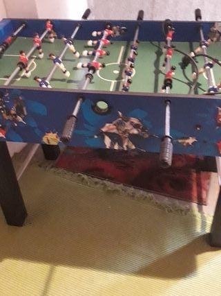 Mesa de juegos.