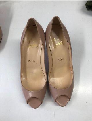 Zapato Salón Louboutin