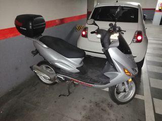 moto Tgb f409 125