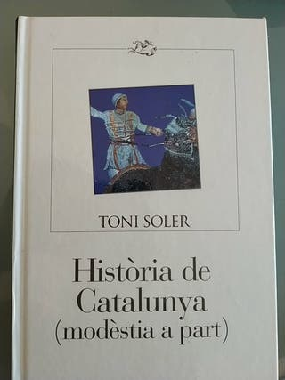 libro: HISTORIA DE CATALUNYA