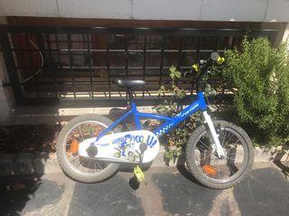 Bicicleta niños (Casco regalo)d