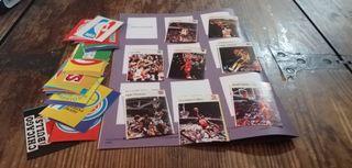 album nba 1986 super canasta a falta de 1 cromo