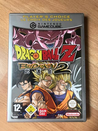 Juego Nintendo Gamecube - Dragon Ball Z Budokai 2 de segunda