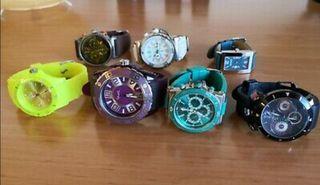 7 Relojes variados