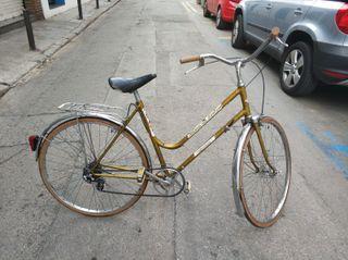 Bicicleta paseo Atala