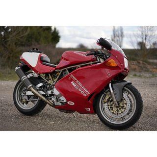 Ducati 900ss en perfecto estado