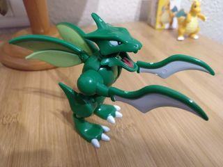 Maqueta Pokémon Scyther Pocket Monsters