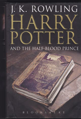 Harry Potter and the half blood prince.