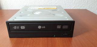 Grabadora DVD LG ordenador