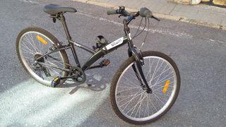 Bicicleta infantil (zona Riaza Segovia)