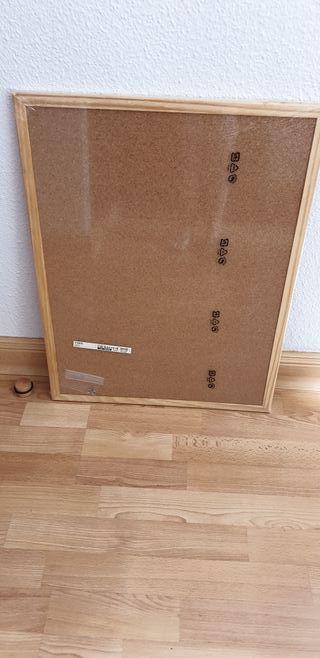 Tablón corcho IKEA