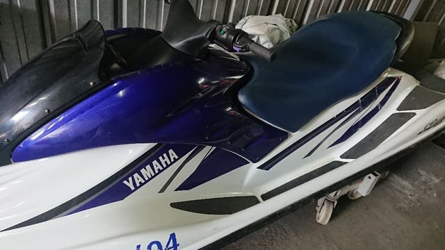 moto de agua yamaha Gp800r jetsky