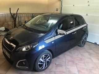 Peugeot 108 2017