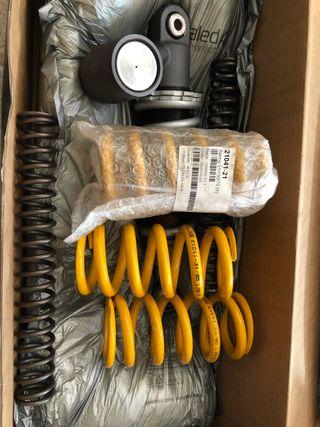 Muelles , amortiguador Yamaha r1 2015-2019