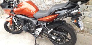 Yamaha fz6 600 fazer