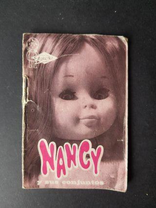 nancy primer catalogo 1969