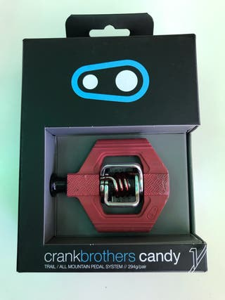 Pedales CrankBrothers Candy