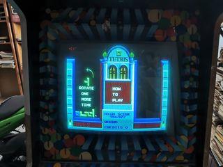 placa jamma Tetris