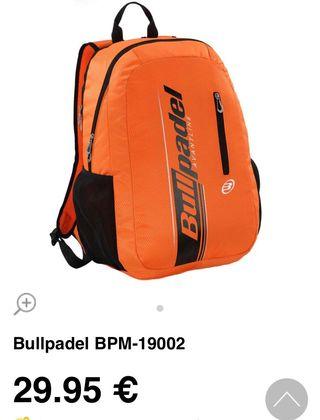 Mochila bullpadel PBPM19002