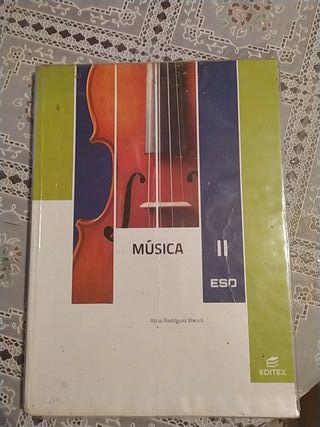 Libro de musica 2° ESO