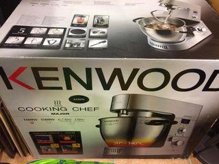 cooking chef de KENWOOD KM096