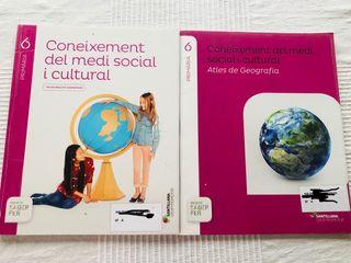 Libro de texto 6 de primaria medí y cultura