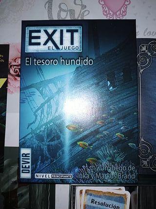 Escape Room Exit