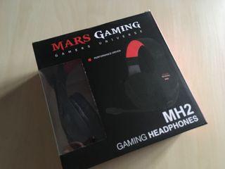 Auriculares gaming MH2 - Mars Gaming