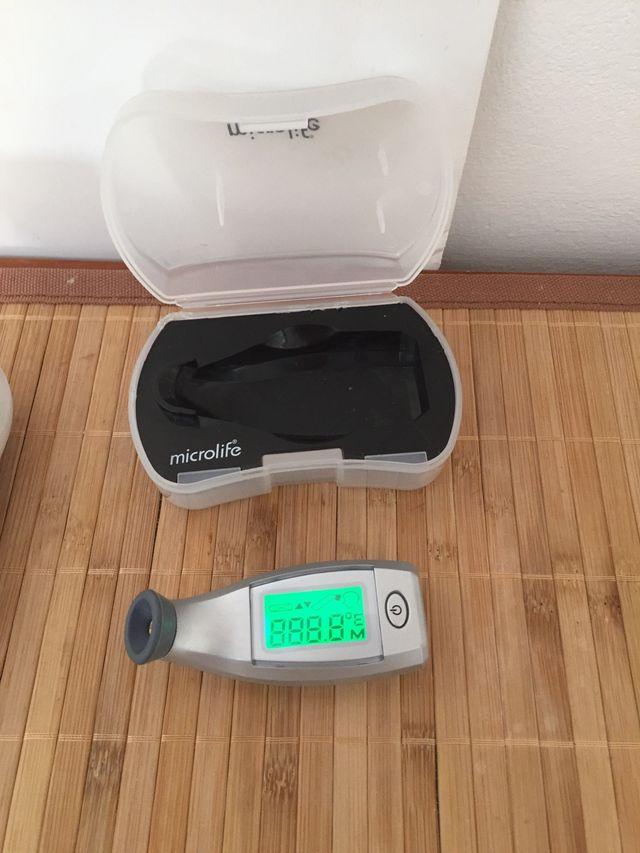 Termómetro infrarojos
