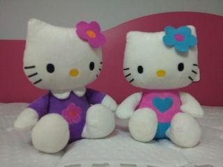 Muñecas Hello Kitty.