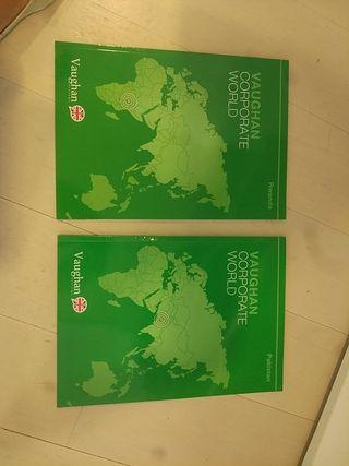 Libros de texto. Inglés. Vaughan