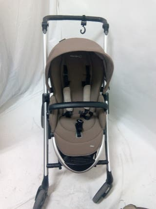 Cochecito bebé.2 piezas. capazo y silla paseo