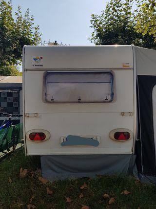 Caravana Antares 375 2004