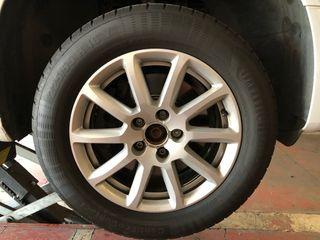 Llantas Audi A4 B8 16 pulgadas