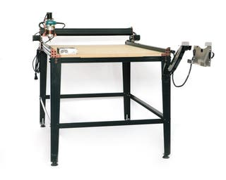 FRESADORA RED FOX CNC para madera y rotulos