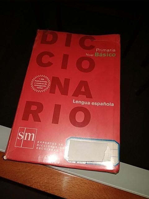 Diccionario