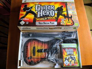 Pack Guitar Hero World Tour XBOX 360