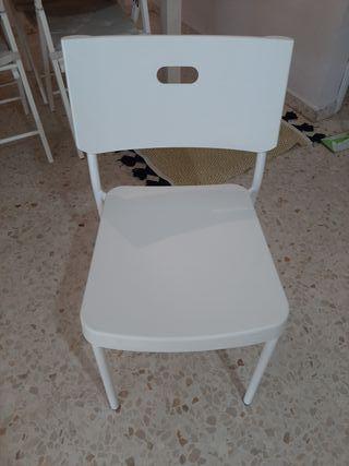 Plástico En Sillas Wallapop De Segunda Mano Sevilla jLA354RqSc
