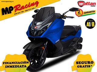MOTO WOTTAN STORM-T SCOOTER 125cc