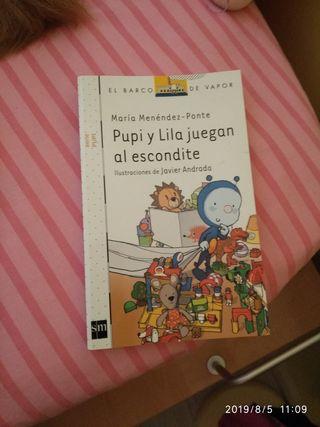 Libros lectura. Infantiles/juveniles