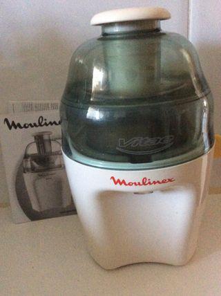 Centrifugadora de zumos