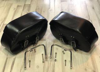 Alforjas y soportes de alforjas Kawasaki VN900