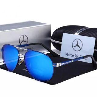 Gafas de Sol estilo Aviador Polarizadas Marca Lujo