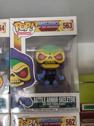 figuras pop Masters del Universo Skeletor