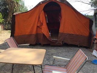 Comanche remolque camping