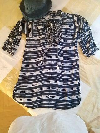 Vestido Camisola playa 5€