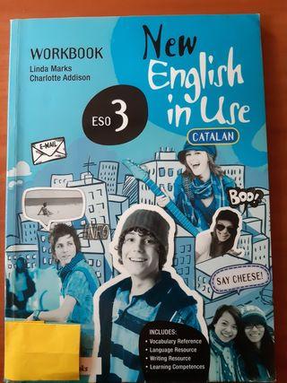 Libro de Inglés tercero de la ESO