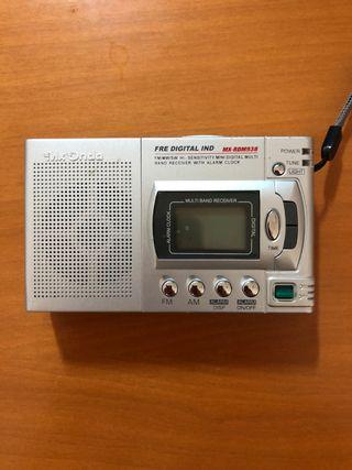 Radio digital MX Honda AM FM