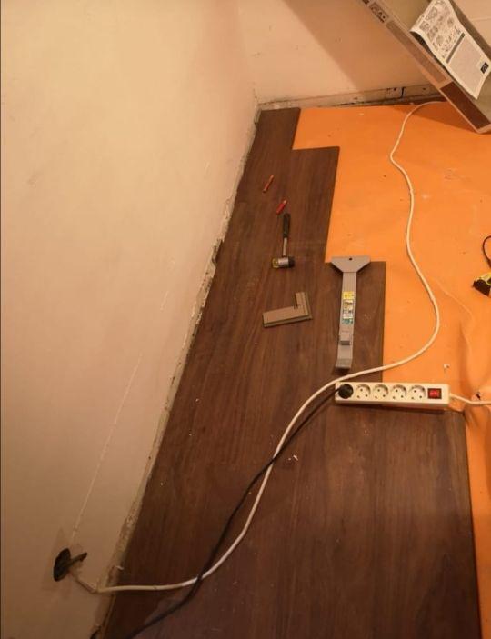 instalador tarima